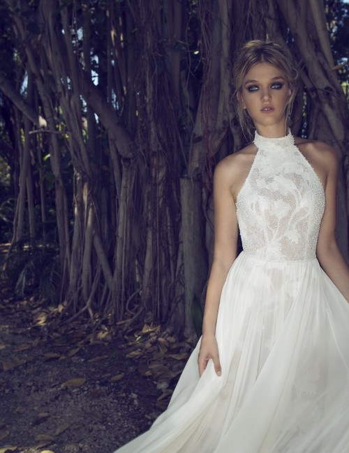 Birds Of Paradise Limor Rosen Bridal Couture