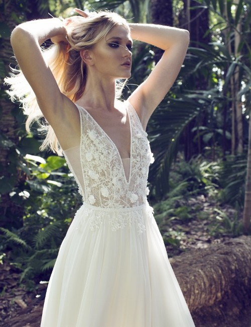 15b2dab0671 Birds of Paradise - Limor Rosen Bridal Couture